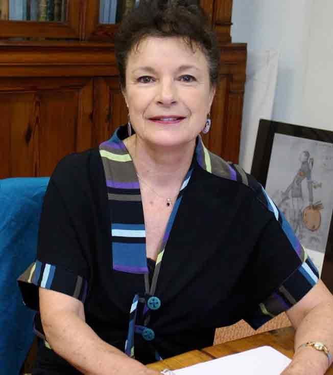 Marie Murski écrivaine